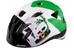 Alpina Ximo hjelm Børn grøn/hvid